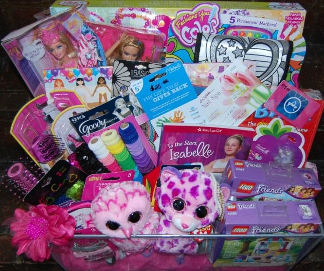 Girl Toys For Christmas 2014