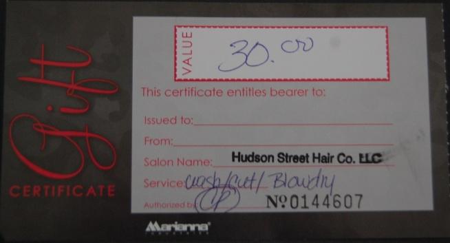 Hudson Street Hair Co